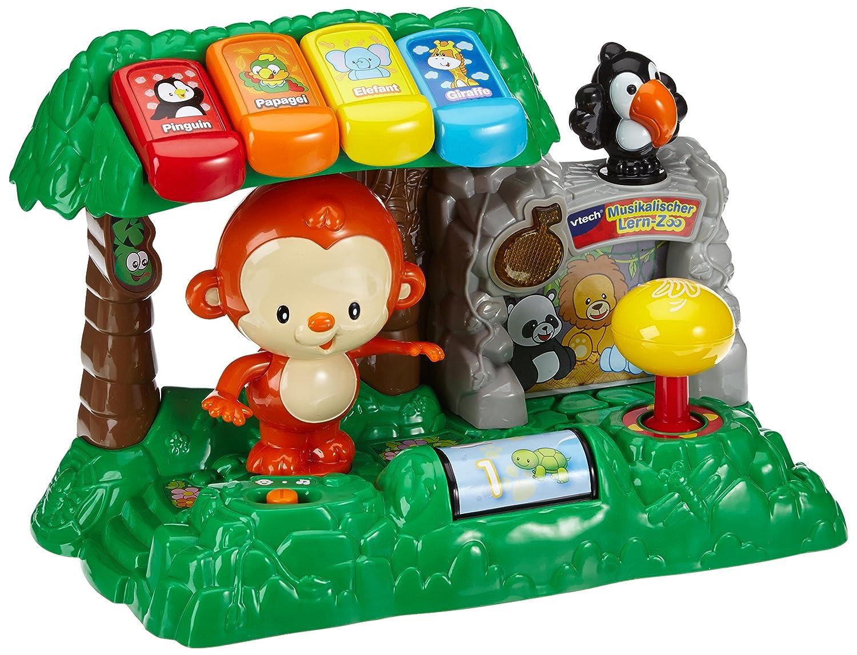 VTech Baby 80-078504 – Musikalischer Lern-Zoo günstig als Geschenk kaufen