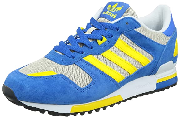 adidas zx 700 blue yellow