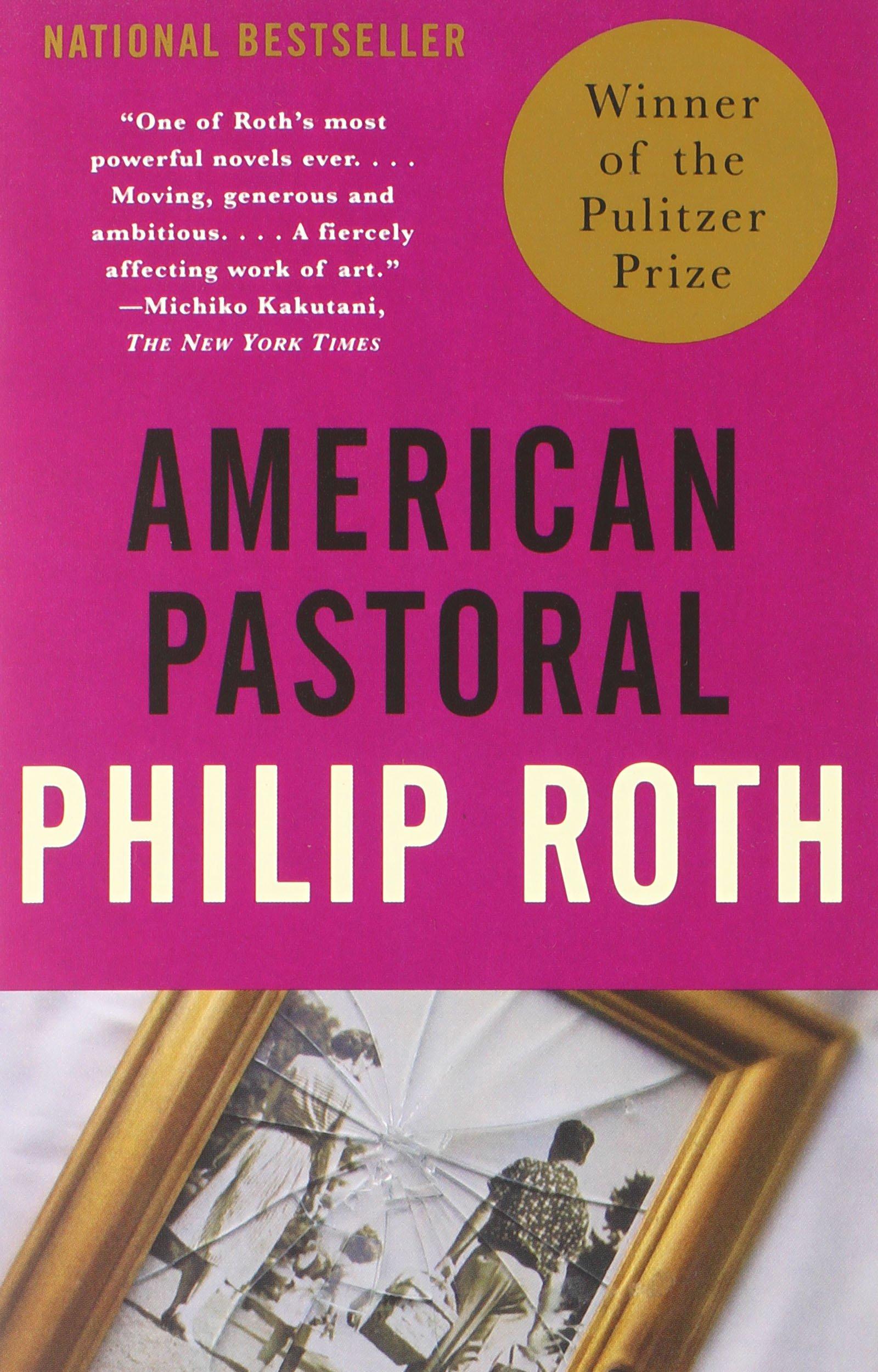 American Pastoral ISBN-13 9780375701429
