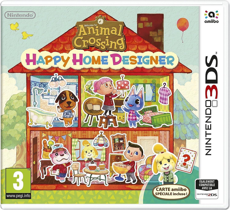 Cole Animal Crossing Happy Home Designer
