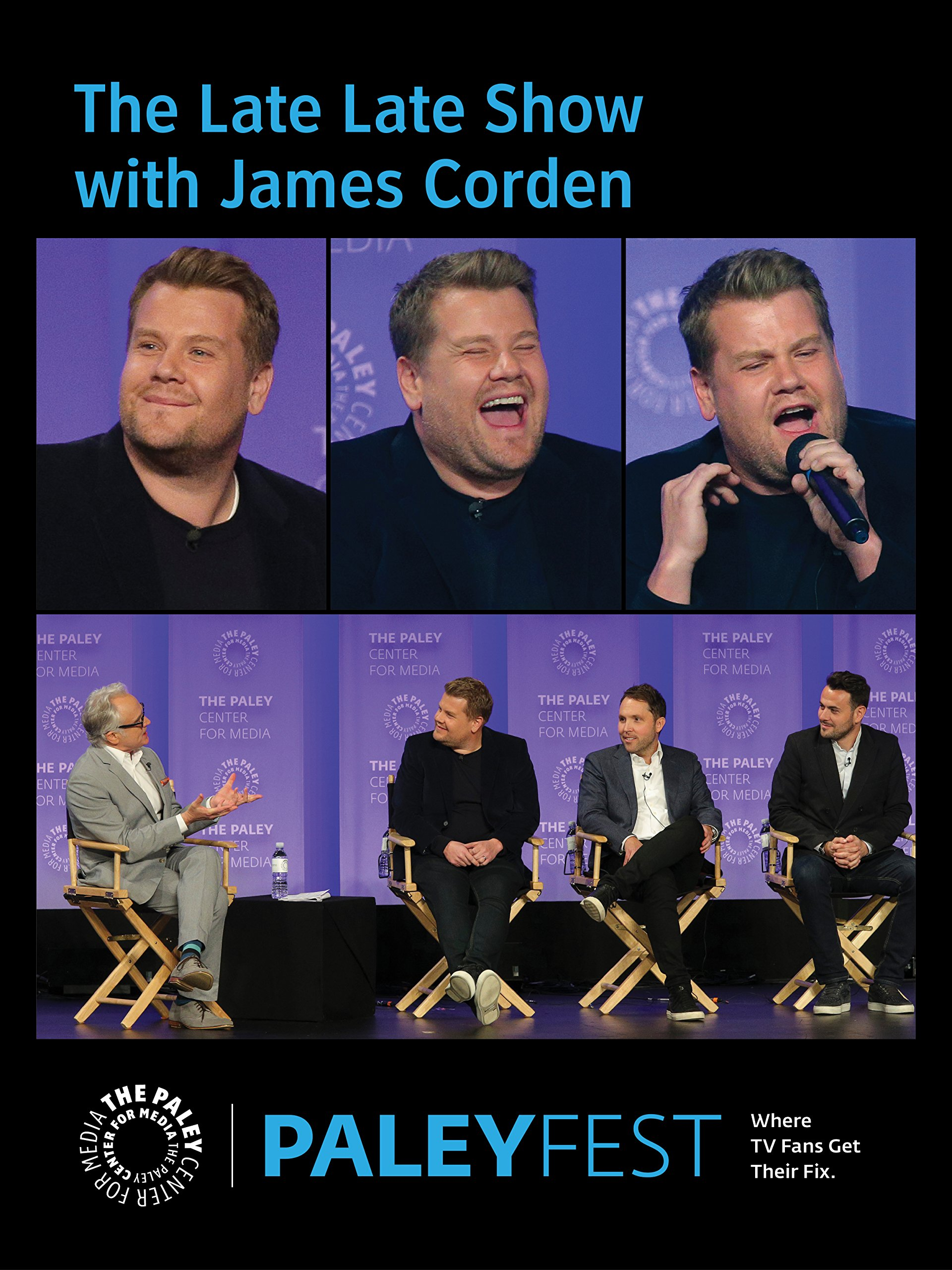 The Late Late Show with James Corden PaleyFest