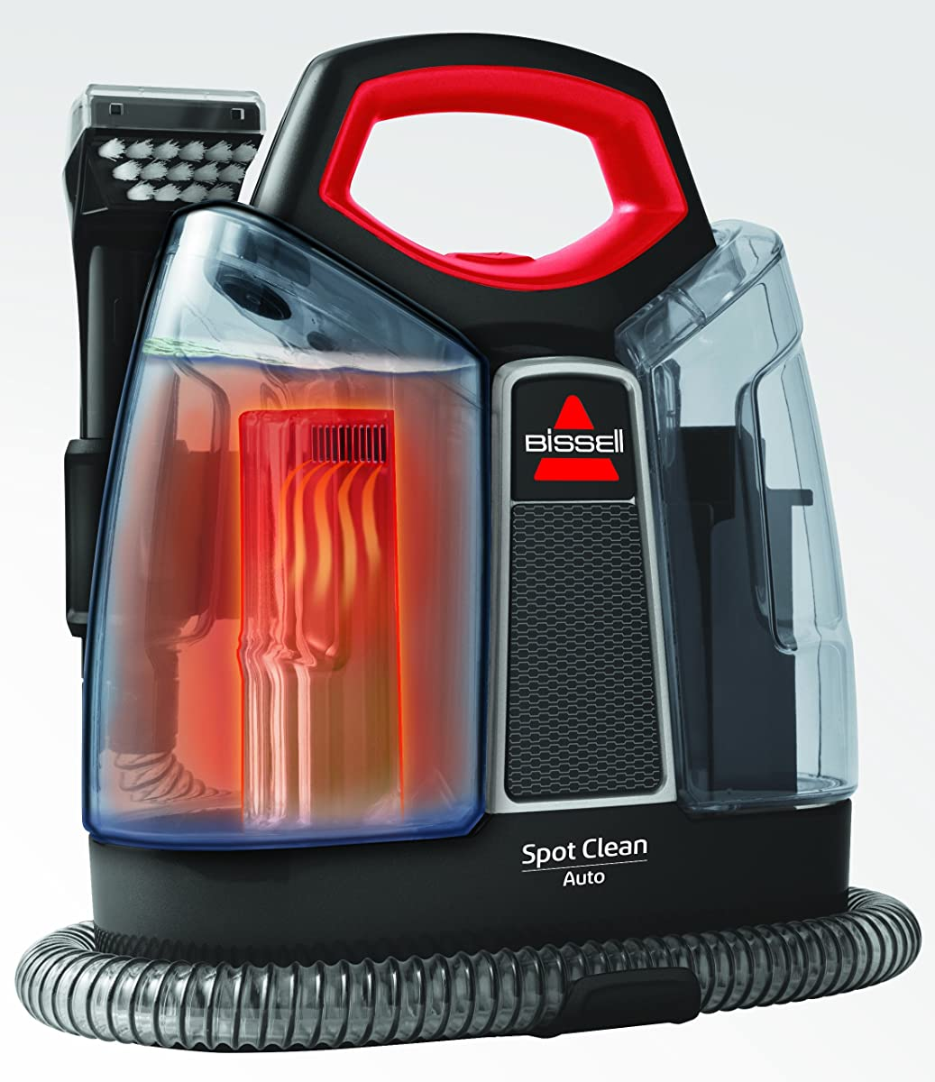 BISSELL SpotClean Auto Portable Cleaner For Carpet & Cars