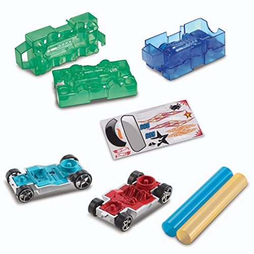 Hot Wheels Cars Maker Hot Rods Accessory Mold Pack