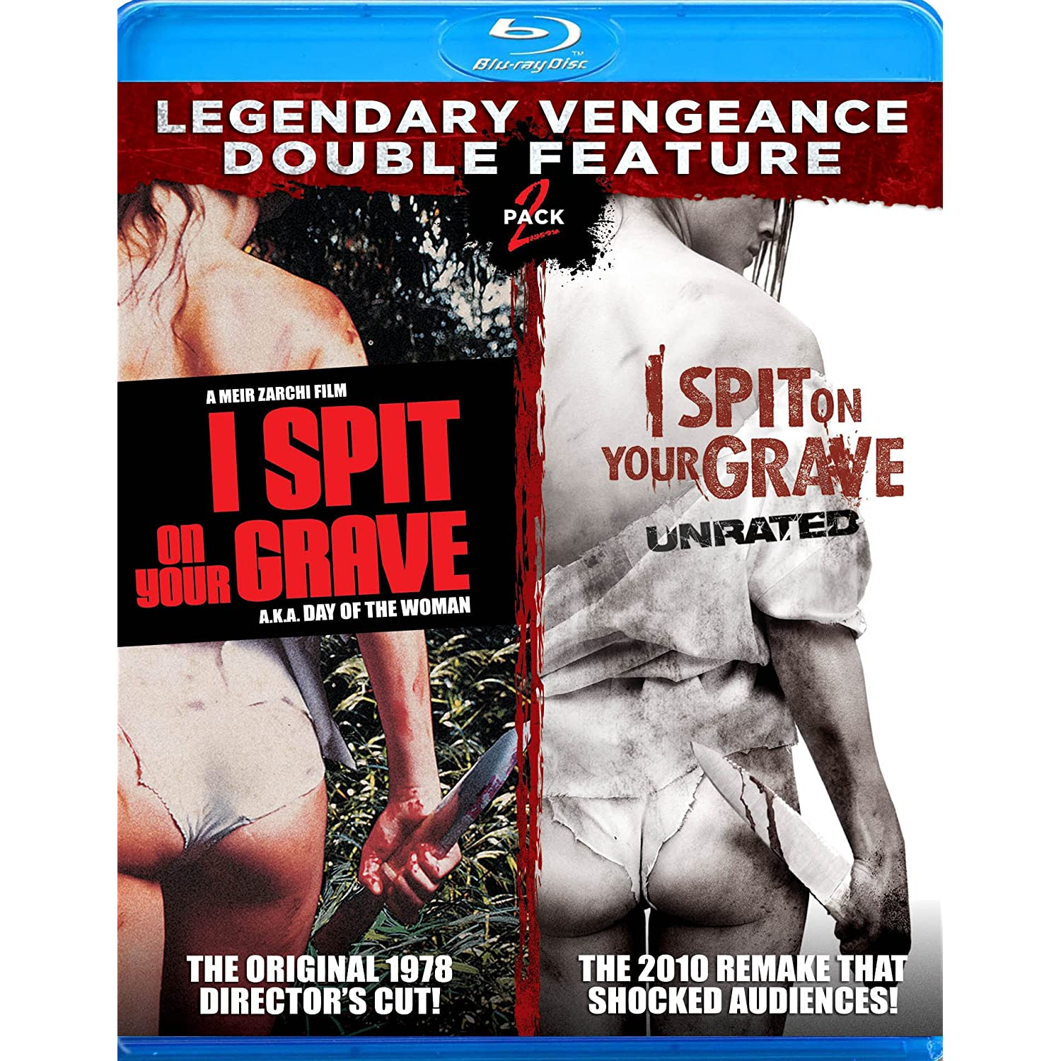 I Spit on your Grave double feature