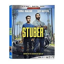 Stuber [Blu-ray]