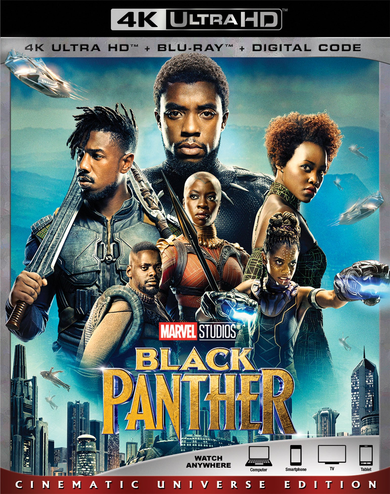 Buy Black Panther Now!