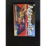 Aggravation Board Game 1989 Edition