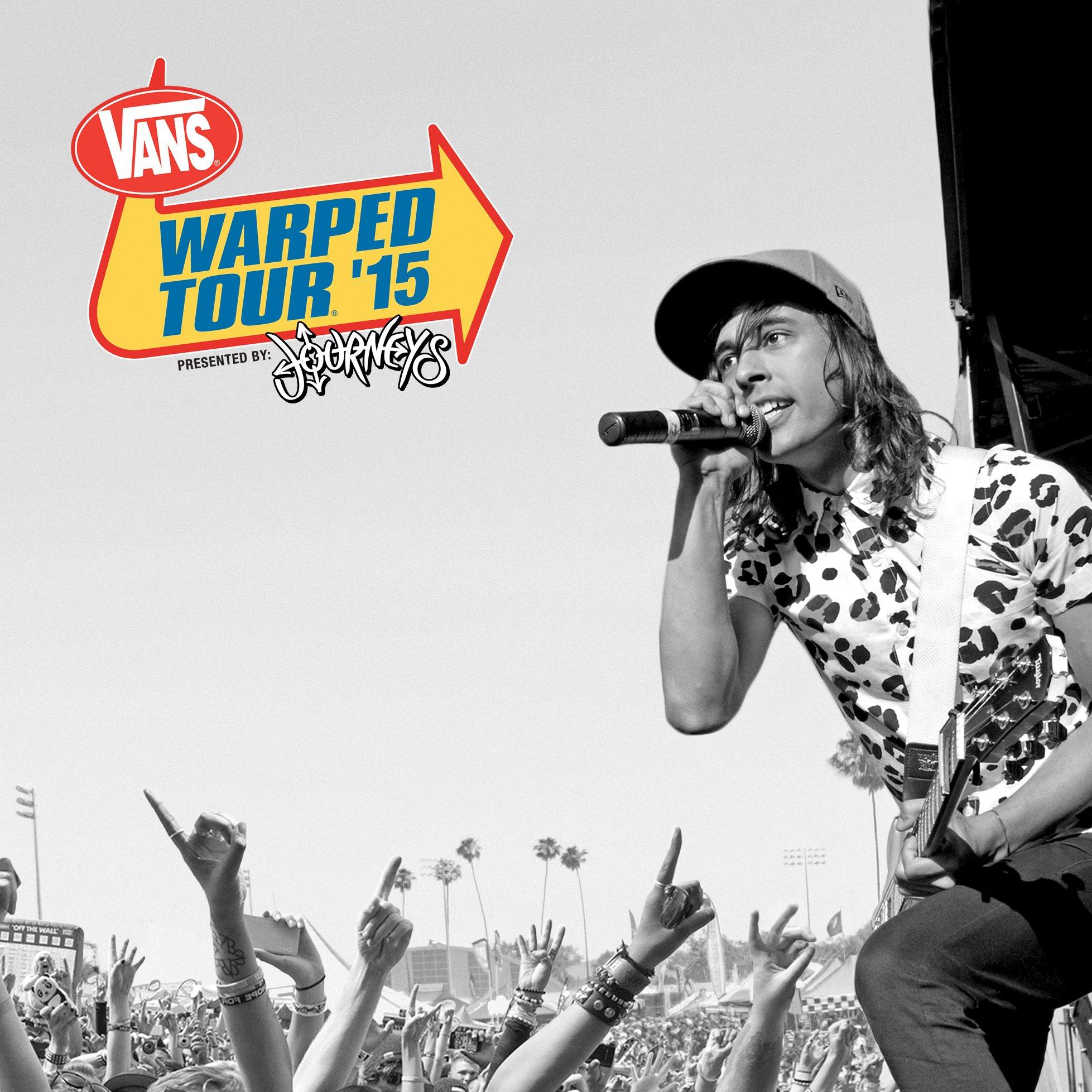VA-Warped Tour 2015 Compilation-2CD-FLAC-2015-FORSAKEN Download
