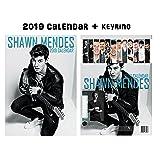 Shawn Mendes Calendar 2019 + Shawn Mendes Keychain