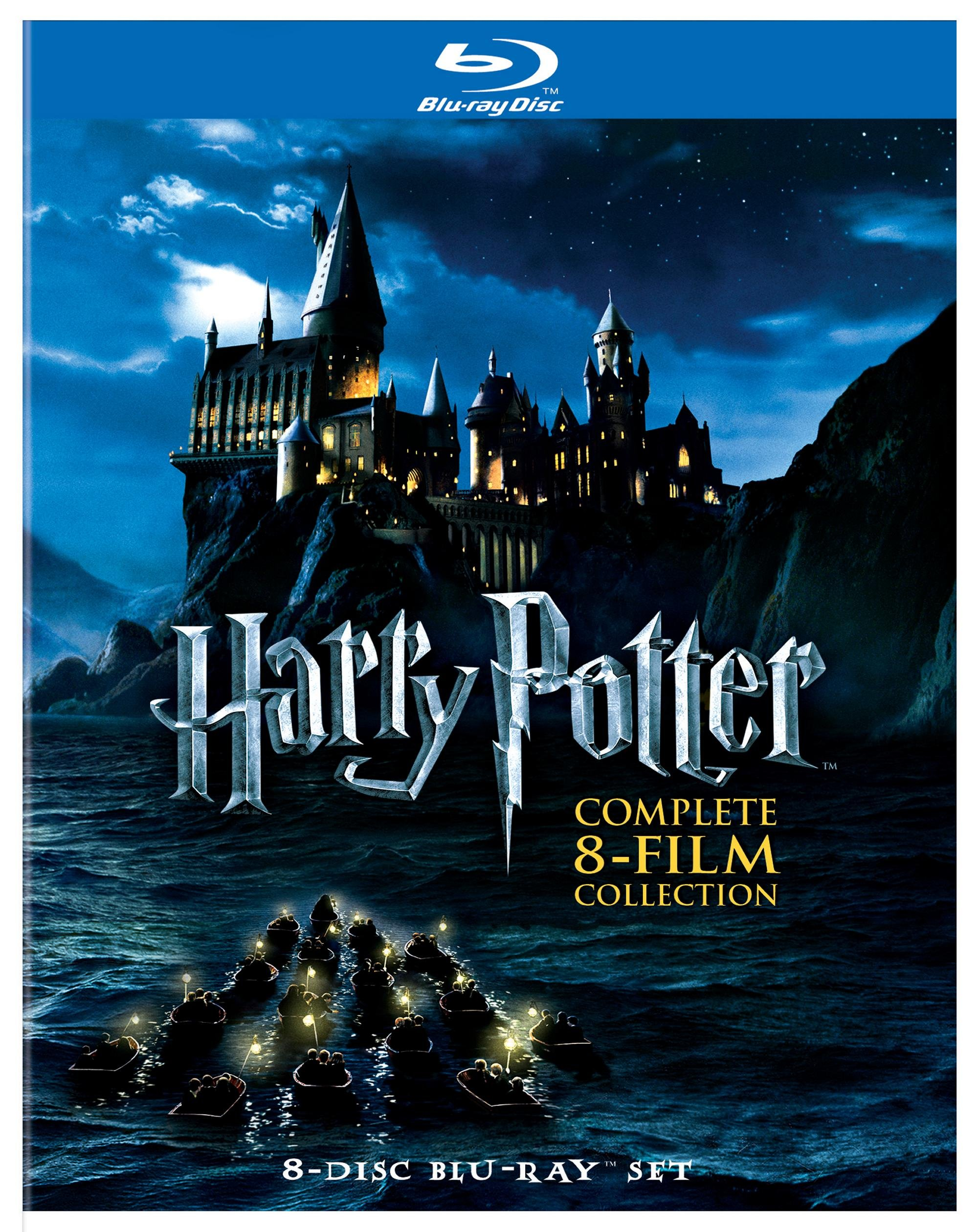 Buy Harry Potter Complete Now!