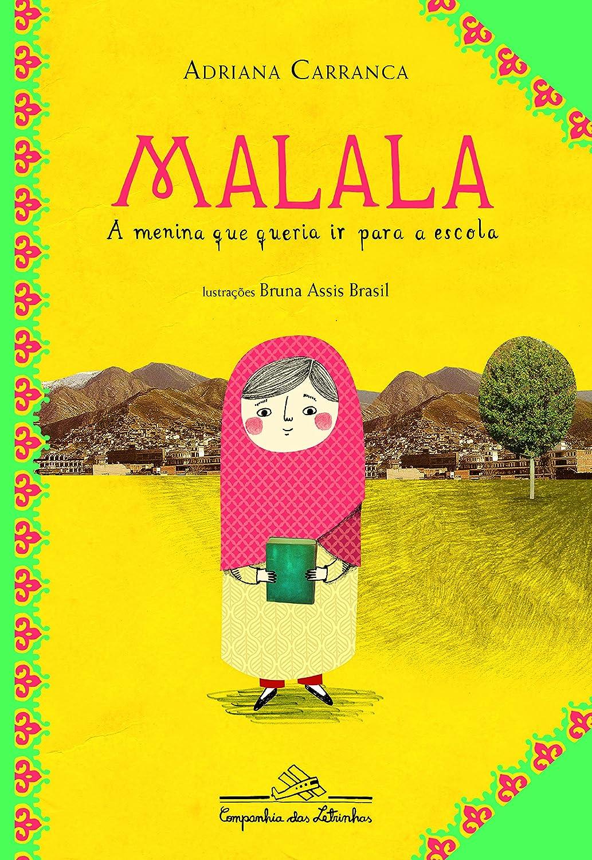 Dica de leitura - Malala: A Menina Que Queria Ir Para a Escola