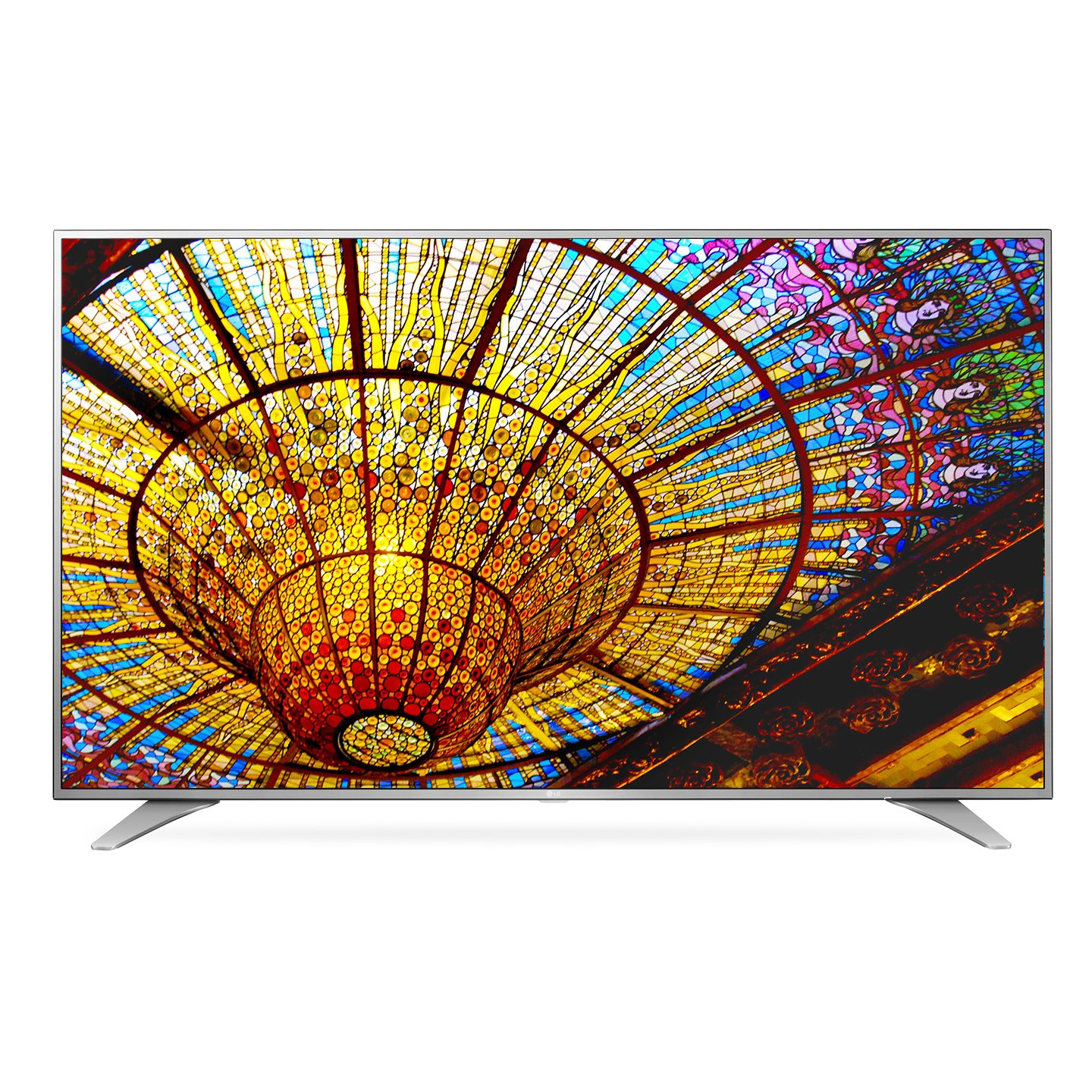 LG Electronics 60UH6550 60-Inch 4K Ultra HD Smart LED TV (2016 Model)