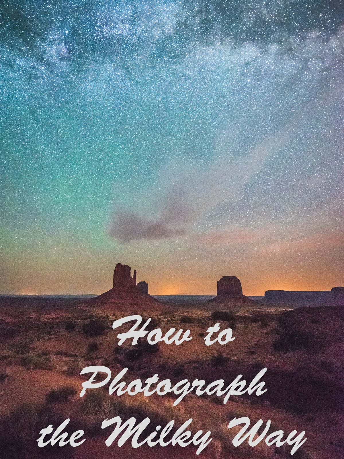 How to Photograph the Milky Way on Amazon Prime Instant Video UK
