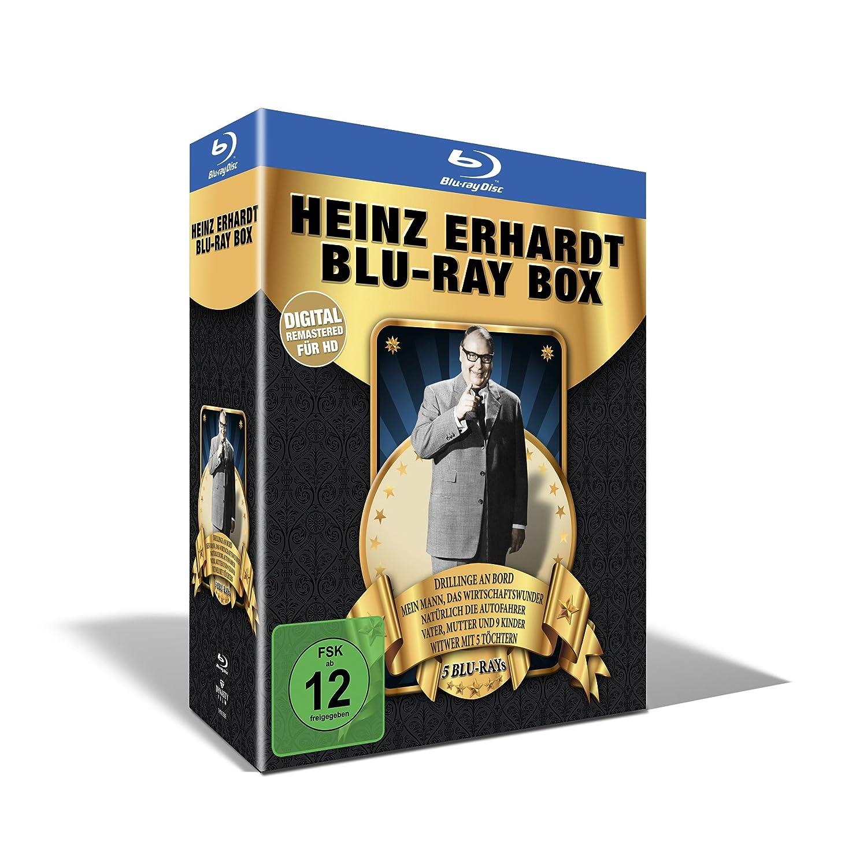 heinz erhardt blu ray box 5 blu rays f r 19 99. Black Bedroom Furniture Sets. Home Design Ideas