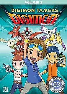 Book Cover: Digimon Tamers: Volume 2