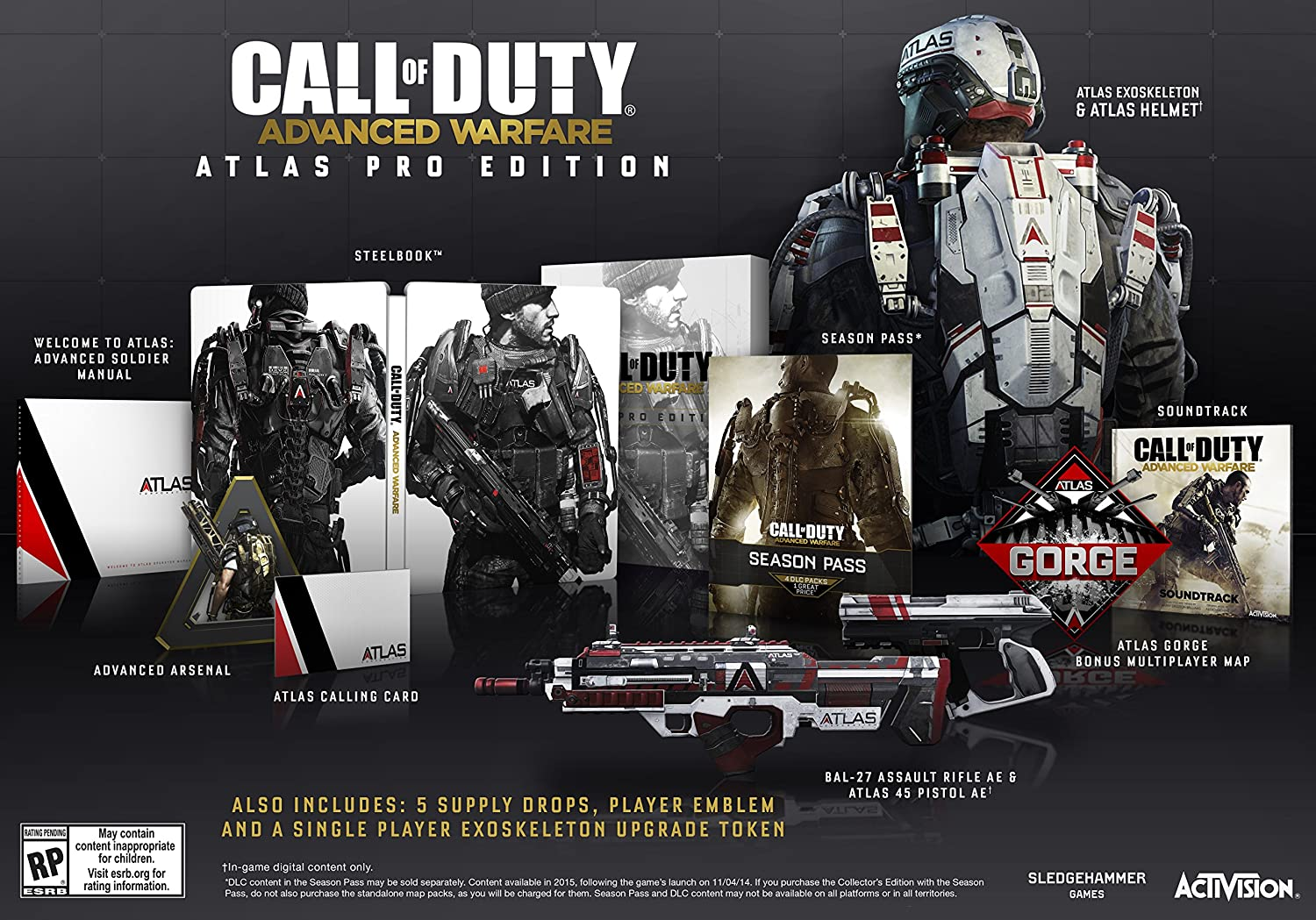 Call Of Duty: Advanced Warfare Collector's Editions Announced 1