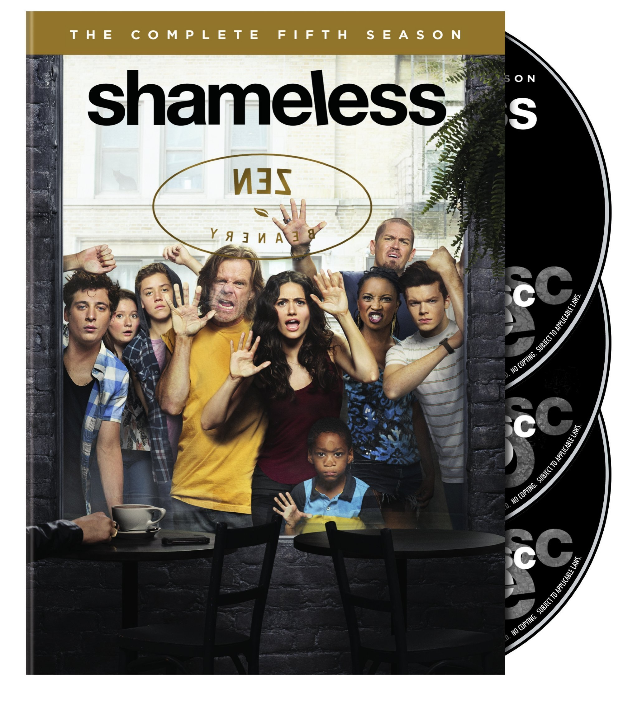 Book Cover: Shameless: Season 5