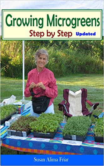 GROWING MICROGREENS STEP BY STEP UPDATED