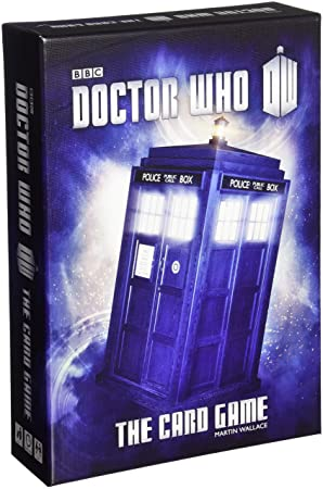 Doctor Who 2nd Edition - Jeu de cartes - Cubicle Seven