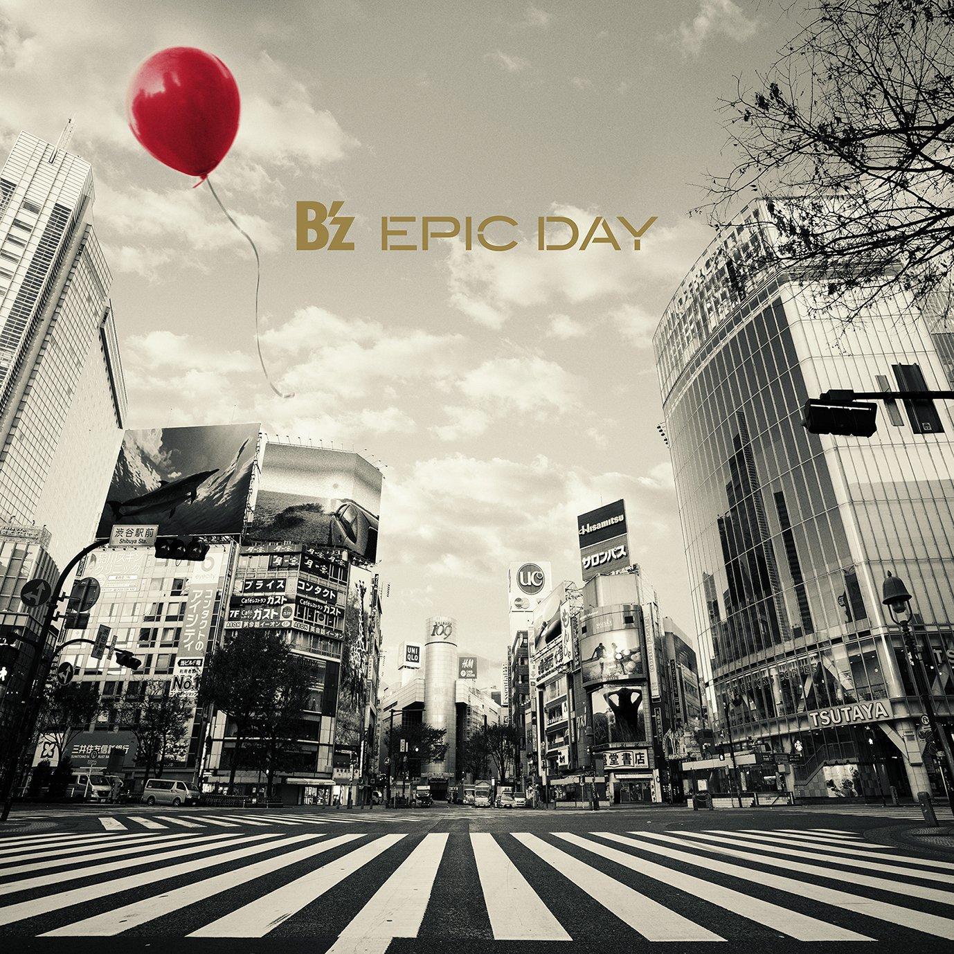 EPIC DAY (初回限定盤)(DVD付) 【ロングボックス仕様】 B'z