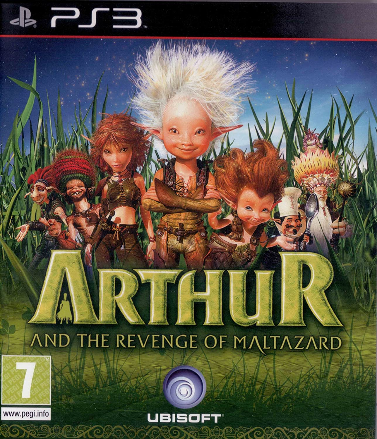 где купить Arthur and the Revenge Of Maltazard (Playstation 3) по лучшей цене