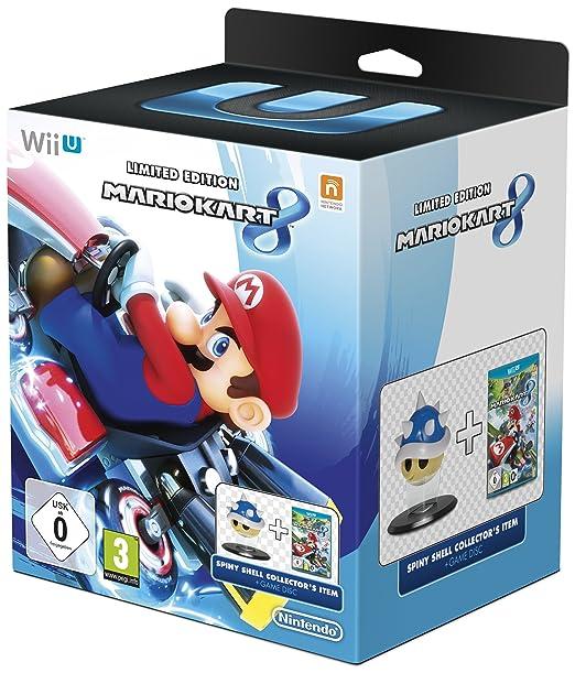 Mario Kart 8, Wii U