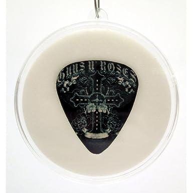Guns N'Roses Guitar Pick Ornament