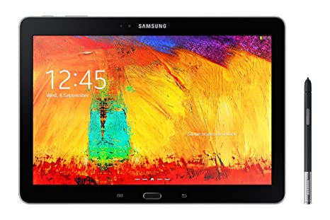 """Samsung Tablette tactile 10,1"""" 1,4 GHz 16 Go Android Jelly Bean 4.2.2 Wi-Fi Noir (import Europe)"""
