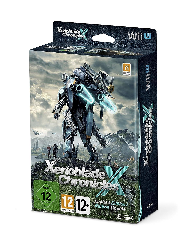 comrpar Xenoblade Chronicles X edicion limitada mejor precio