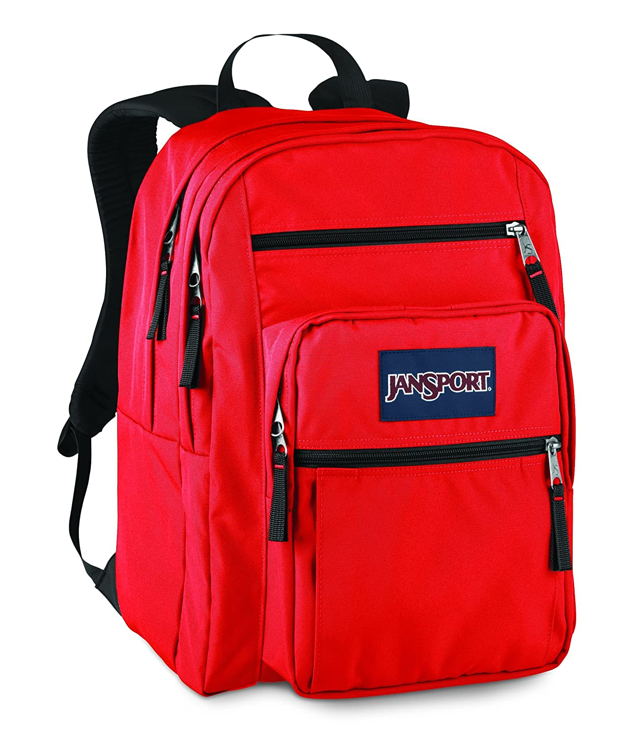 JanSport Big Student Classics Series Daypack, High Risk Red $41.79