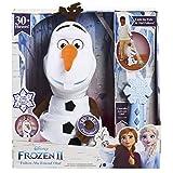 Frozen Disney 2 Follow-Me Friend Olaf (Color: White)