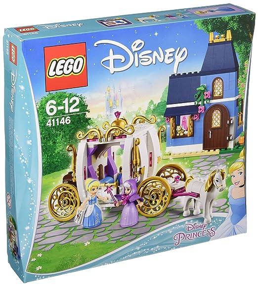 LEGO - 41146 - Disney Princess - Jeu de Construction - La soirée magique de Cendrillon