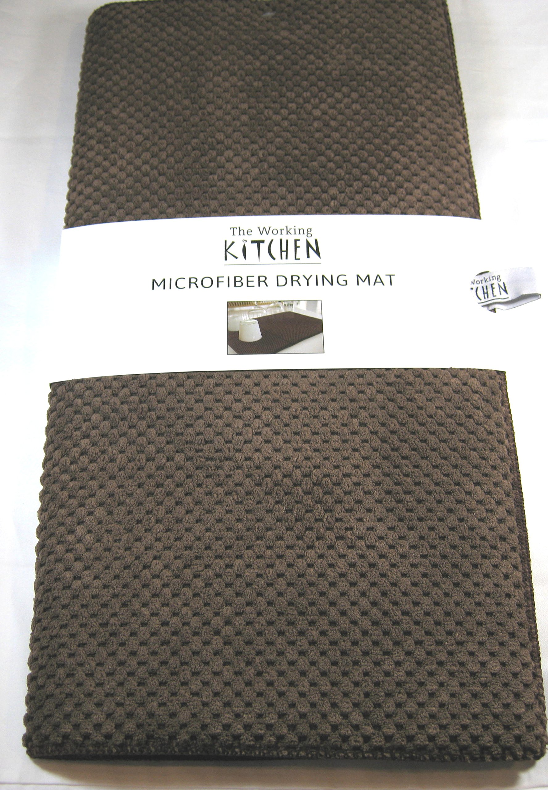 The Working Kitchen Xlarge Microfiber Dish Drying Mat 19