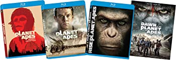 Planet of the Apes 8-Film Bundle on Blu-ray