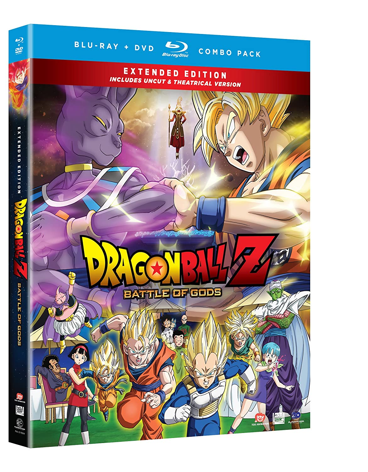 dragonball battle of gods deutsch release