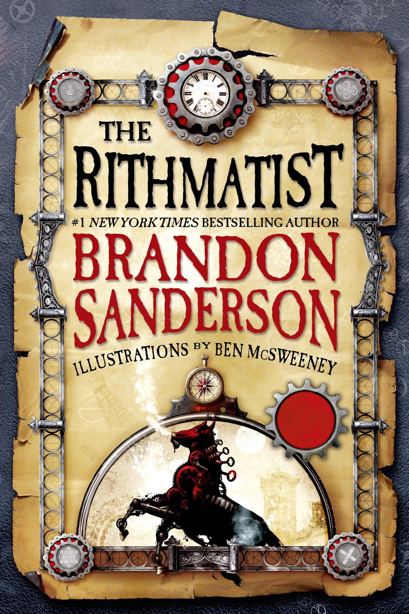 The Rithmatist - Brandon Sanderson,