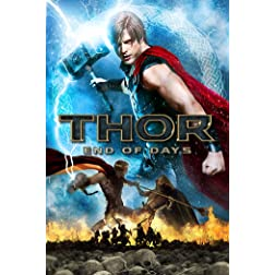 Thor: End Of Days [Blu-ray]