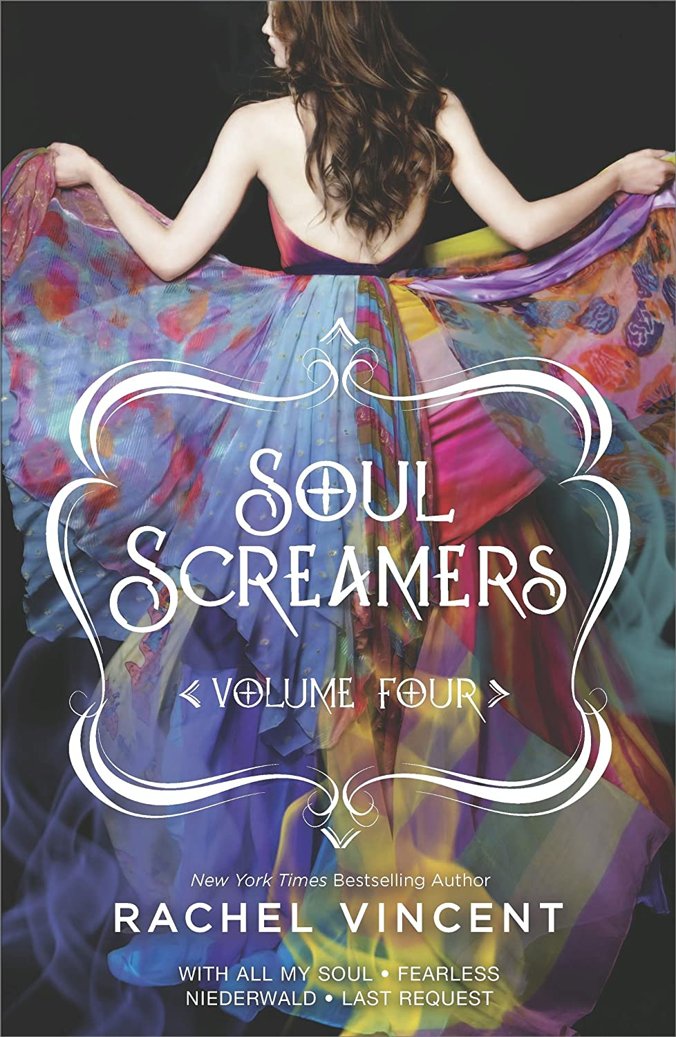 The cover of Soul Screamers: Volume Four