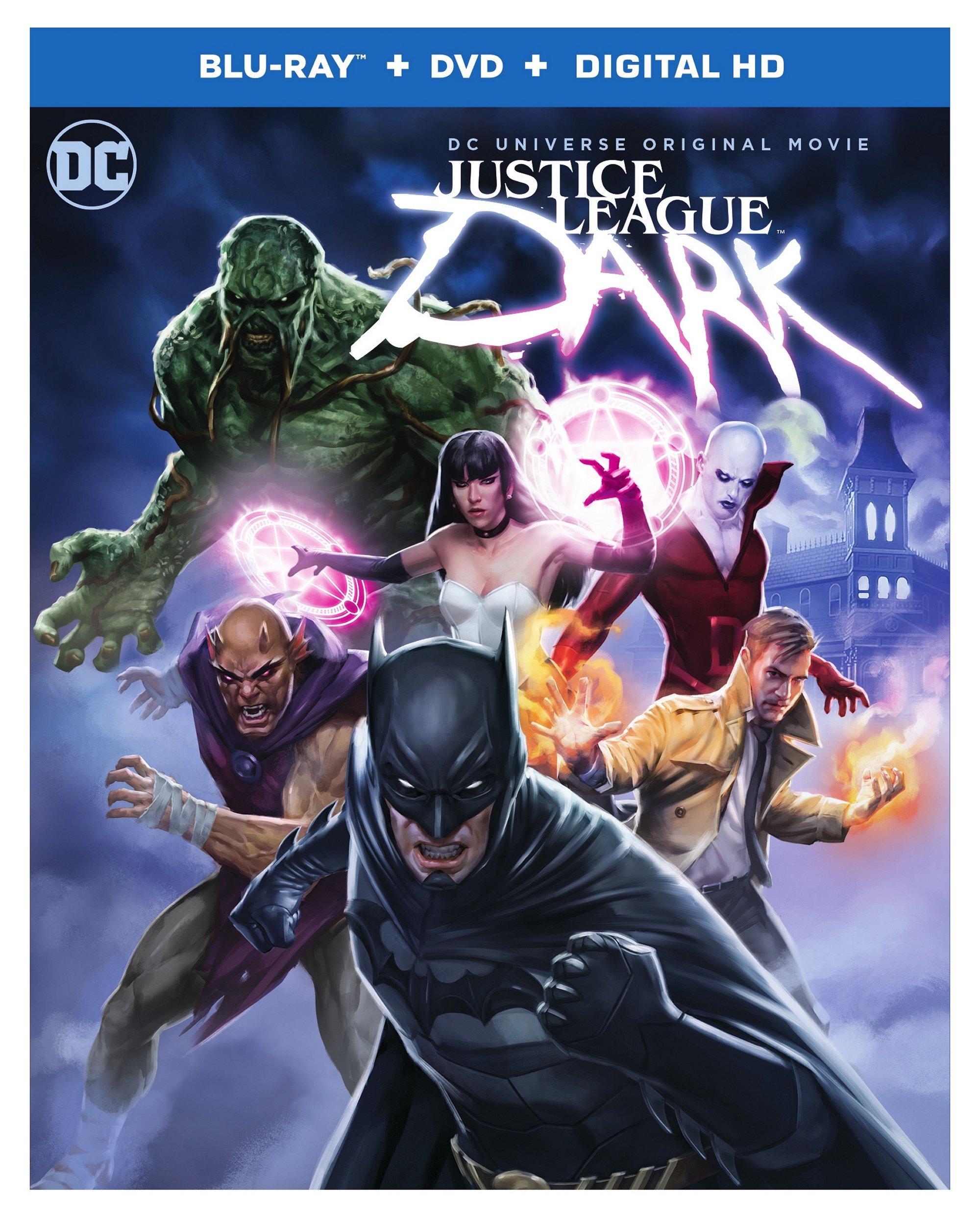 Justice League Dark UV