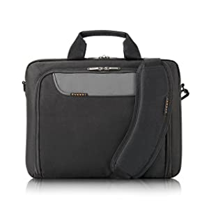 Everki Advance Laptop Bag   Briefcase, fits up to 14.1 inchCustomer reviews and more information