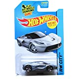 Hot Wheels 2014 Laferrari Silver