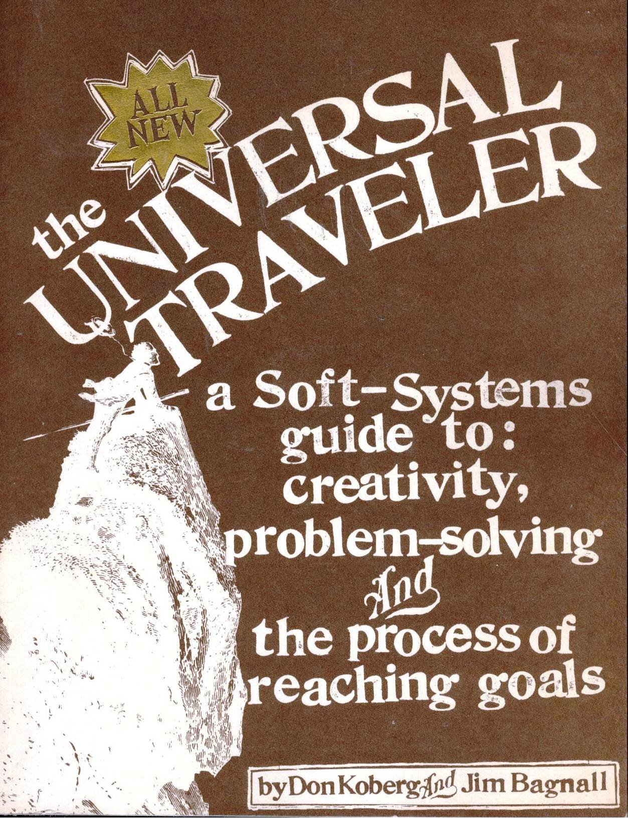 The Universal Traveler, Don Koberg; Jim Bagnall