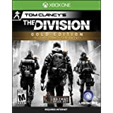 Tom Clancy's The Division (Gold Edition) - Xbox One (Color: gold)