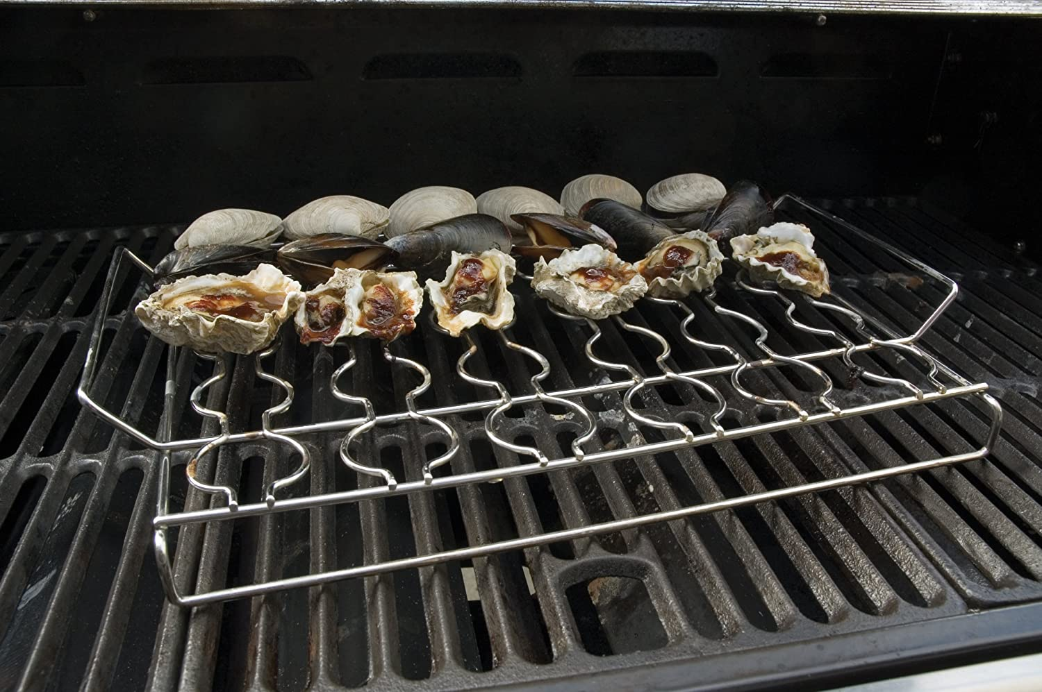 Oyster Grill Rack
