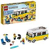 LEGO Creator Sunshine Surfer Van 31079 Building Kit (379 Piece)