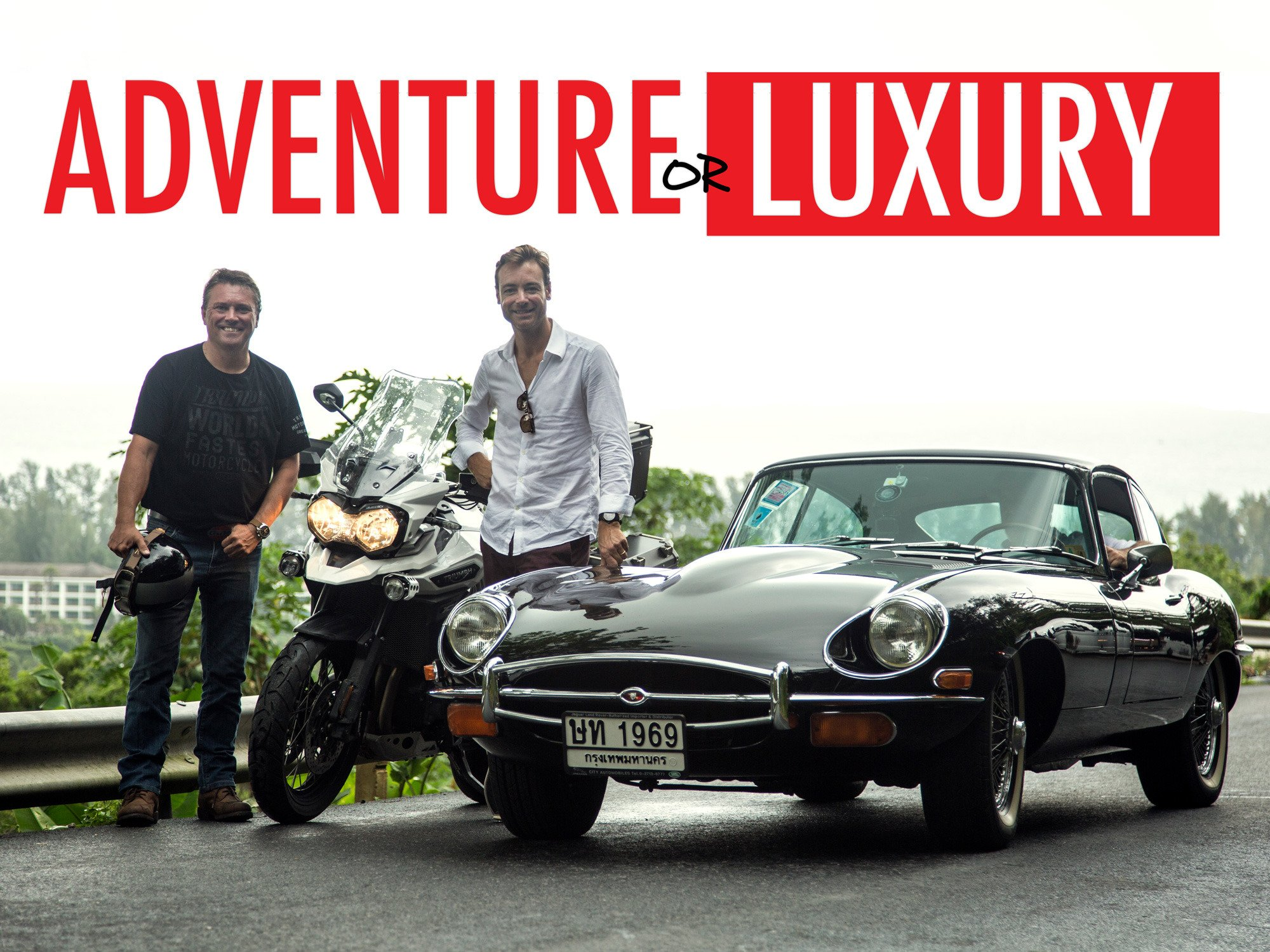 Adventure or Luxury - Season 1