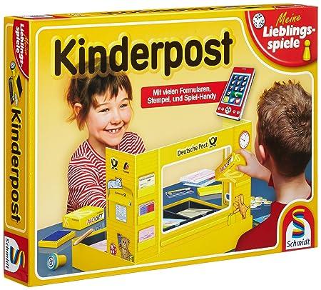 Schmidt Spiele 40537 Jeu Éducatif Poste pour Enfants