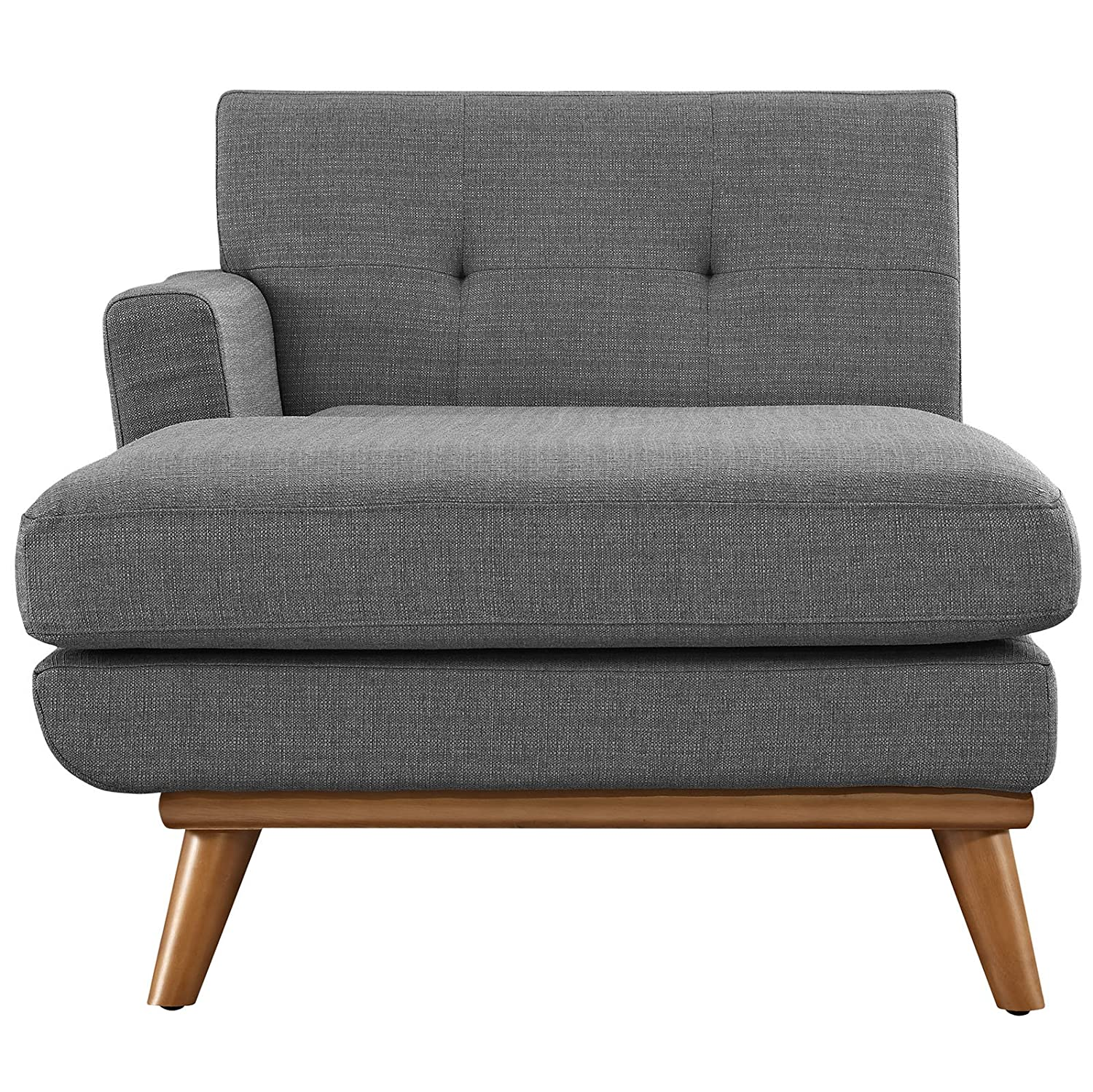 Engage Left-Arm Chaise - Gray