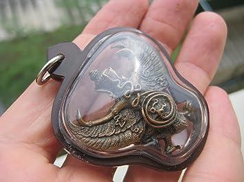 Colgante Amuleto del Dios Pájaro Garuda