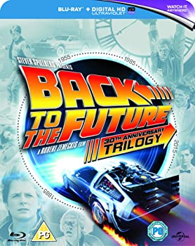 Back to the Future Trilogy on Blu-ray